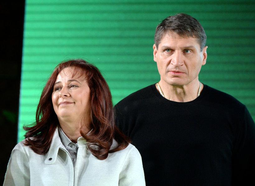 Agent Gwiazdy, Mariola Gołota, Andrzej Gołota