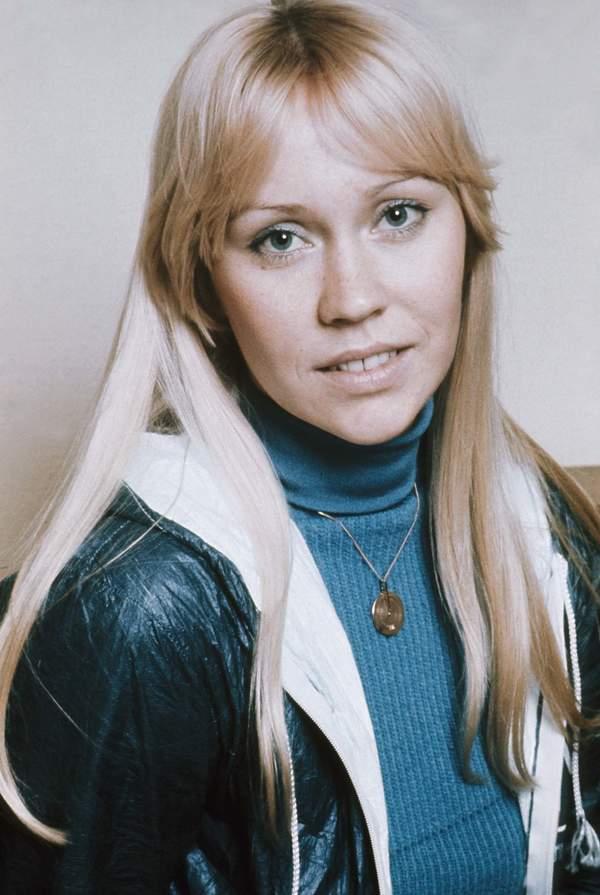 Agnetha Faltskog, 1976