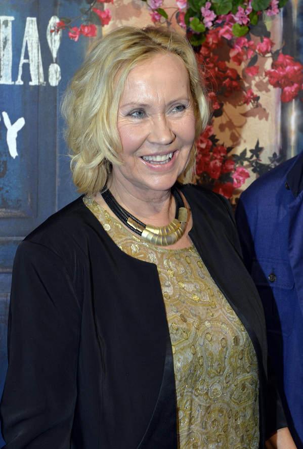 Agnetha Faltskog, 2016