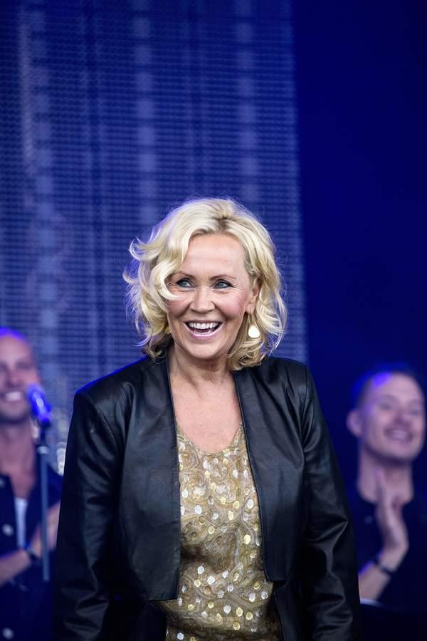 Agnetha Fältskog, 2013 rok