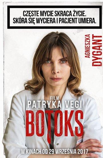 Agnieszka Dygant, Botoks, nowy film Patryka Vegi