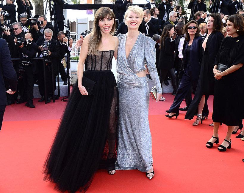 Agnieszka Dygant, Małgorzata Kożuchowska, Cannes 2019