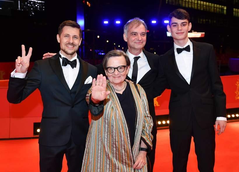 Agnieszka Holland, 70. Międzynarodowy Festiwal Filmowy w Berlinie