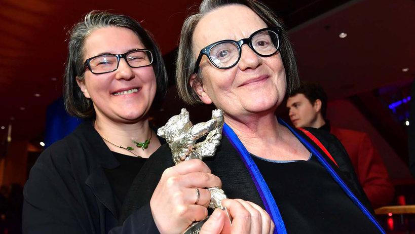 """Agnieszka Holland i Kasia Adamik, Srebrny Niedźwiedź, festiwal w Berlinie, film """"Pokot"""""""
