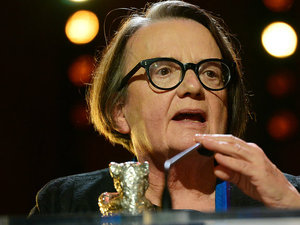 Agnieszka Holland w Berlinie