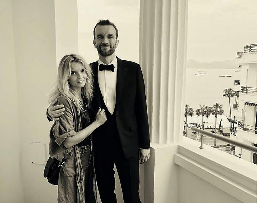 Agnieszka Kot, Tomasz Kot, relacja z Cannes
