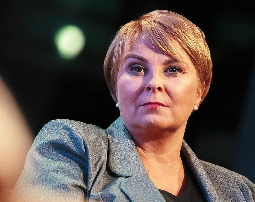 Agnieszka Kubera, siostra Anny Przybylskiej