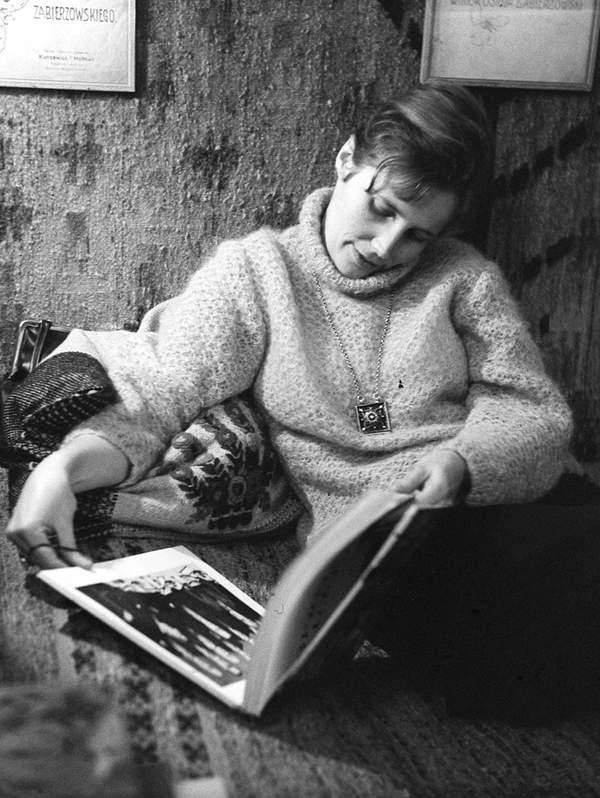Agnieszka Osiecka o rodzicach
