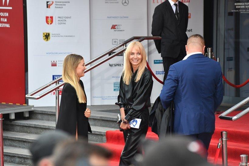 Agnieszka Woźniak-Starak w Gdyni