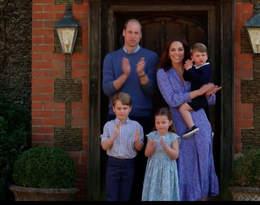 Rodzina księżnej Kate i księcia Williama znów się powiększyła. Dzieci pary są wniebowzięte!