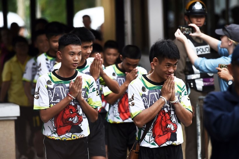 Akcja ratunkowa w Tajlandii