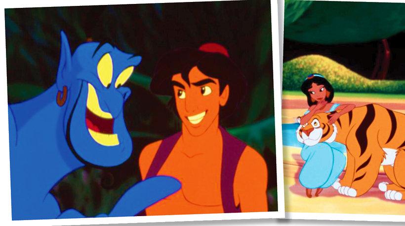 Aladyn Disneya