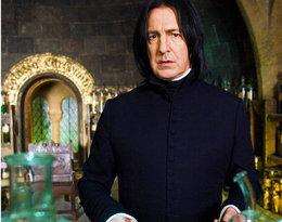 """Wyciekły listy Alana Rickmana… Aktor był """"sfrustrowany""""rolą w filmie Harry Potter!"""