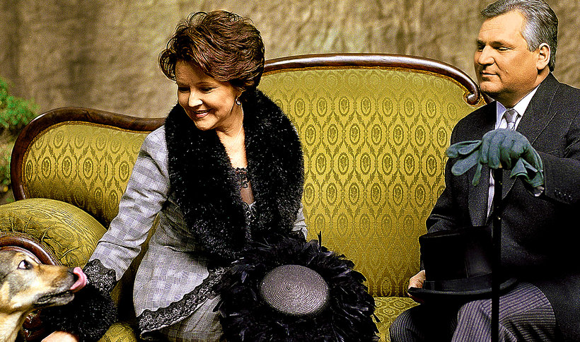 Aleksander Kwaśniewski, VIVA! grudzień 2001
