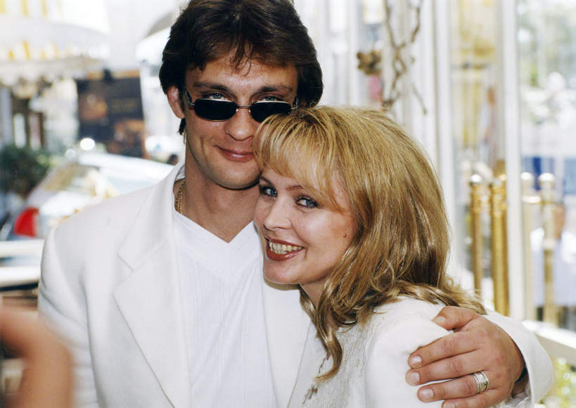 Aleksandr Domogarow, Izabela Trojanowska, 1999