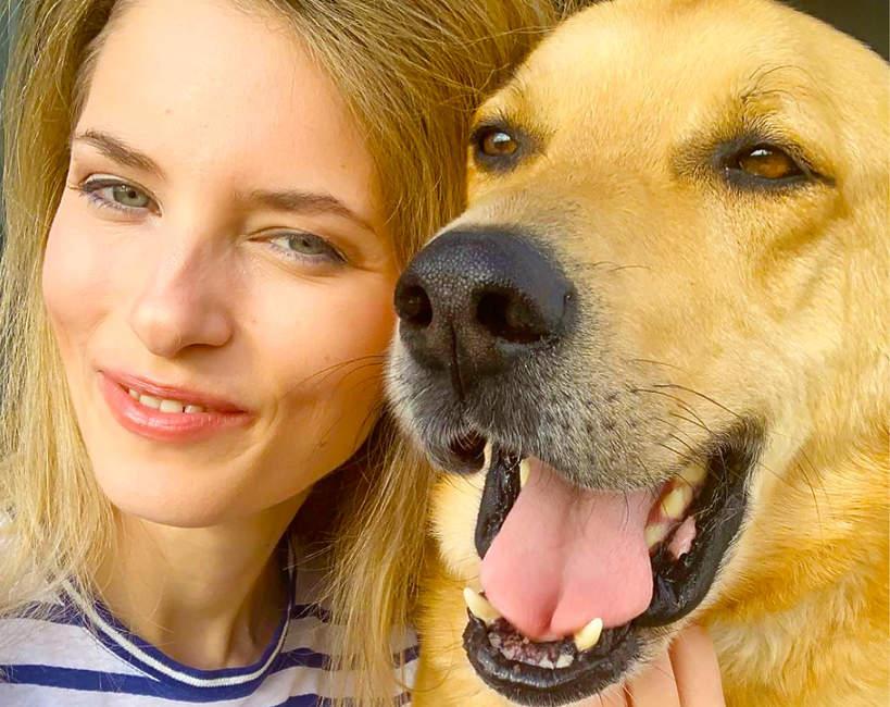 Aleksandra Prykowska pogryziona przez psa