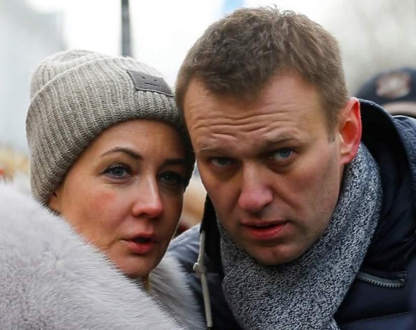 Aleksiej Nawalny, Julia Navalna