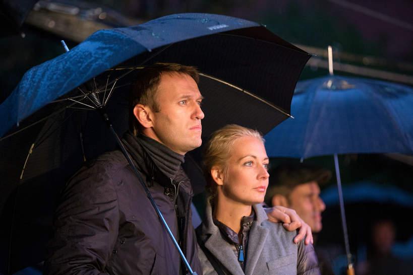 Aleksiej Nawalny żona