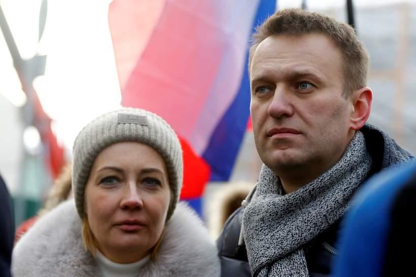 Aleksiej Nawalny życie prywatne