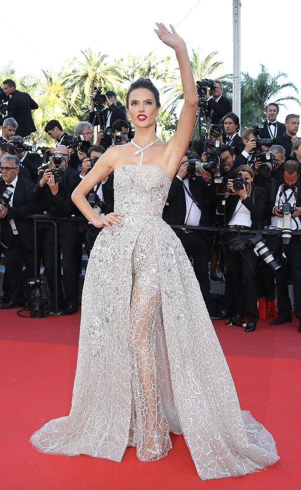 Alessandra Ambrosio, Cannes 2016 rok