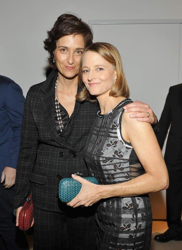 Alexandra Hedison - czym zajmuje się żona Jodie Foster?