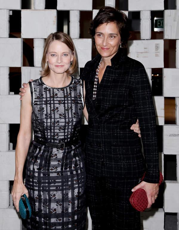 Alexandra Hedison - kim jest żona Jodie Foster?