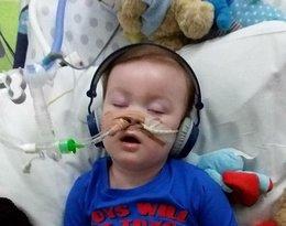 Alfie Evans, chory chłopiec