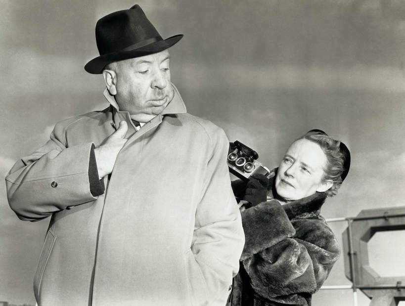 Alfred Hitchcock, Alma Reville