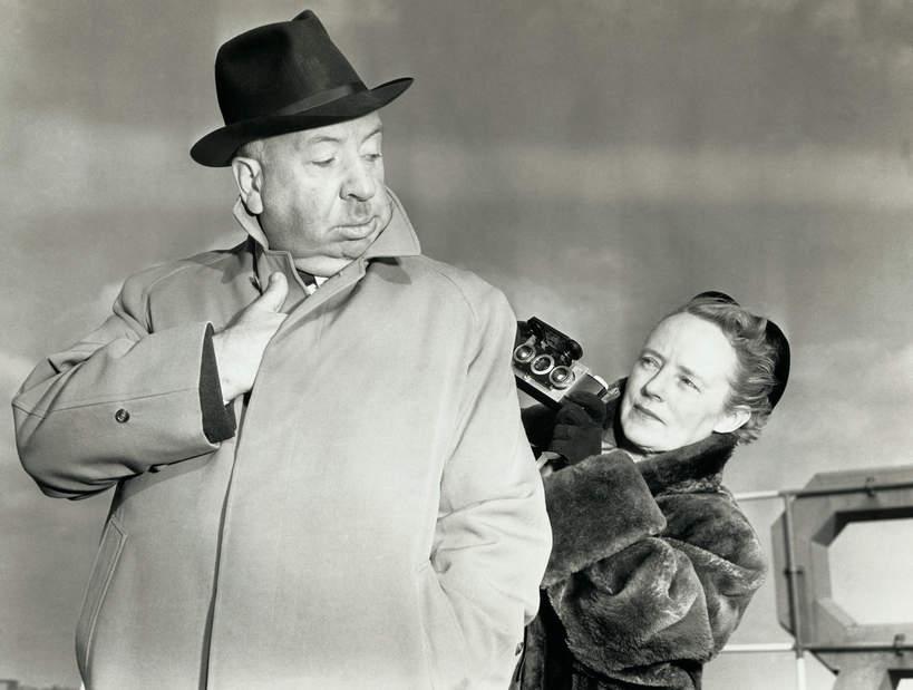Alfred Hitchcock, Alma Reville