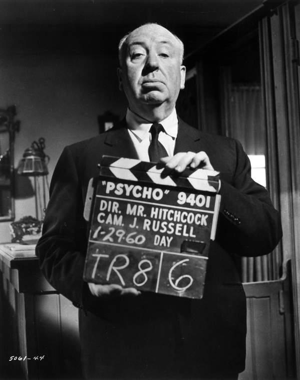 Alfred Hitchcock, Psychoza