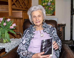 """Jako dwudziestolatka trafiła do Auschwitz:""""Wiem, jak wygląda piekło"""", mówi"""