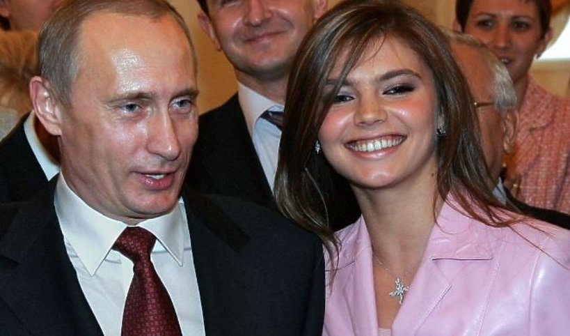Alina Kabajewa urodziła dziecko Władimira Putina?