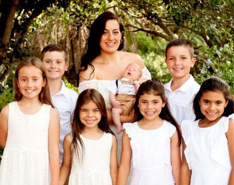 Alisha, mama siedmiorga dzieci chora na raka