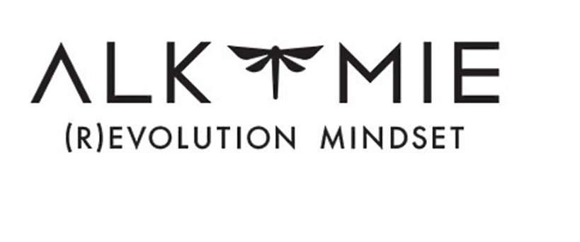 Alkmie - nowe logo