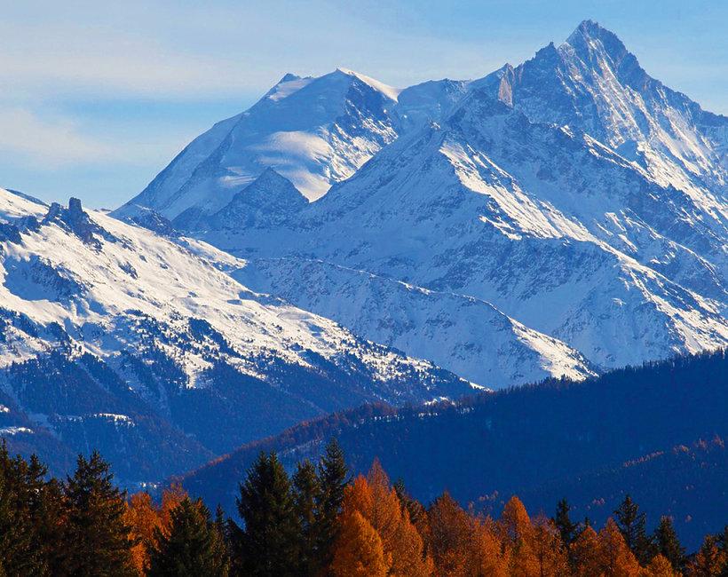 Alpy, Miliarder zaginął w górach, góry