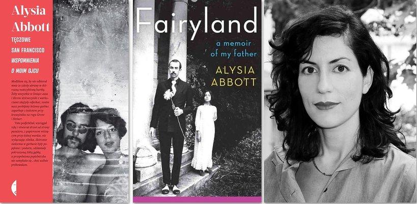 Alysia Abbott i jej książki o ojcu