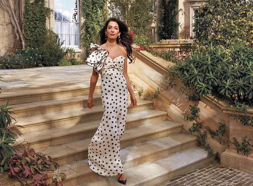 Amal Clooney, Vogue