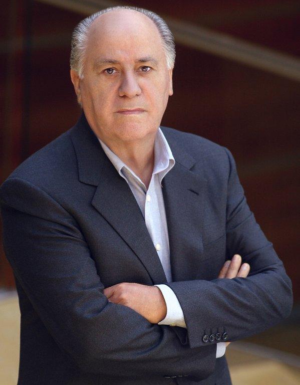 Amancio Ortega, właściciel Zary