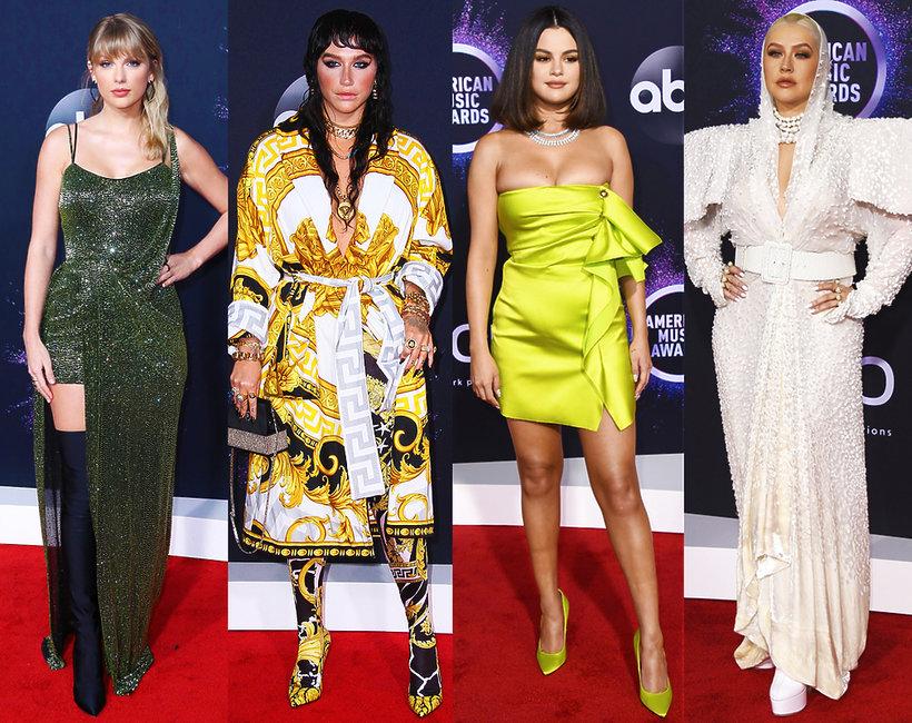 American Music Awards 2019, wręczenie nagród