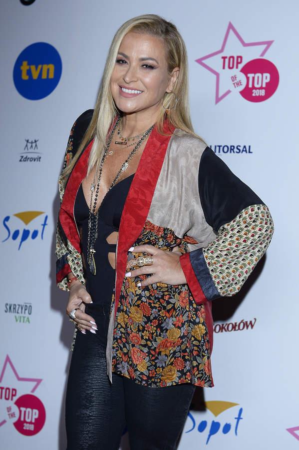 Anastacia w 2018 roku