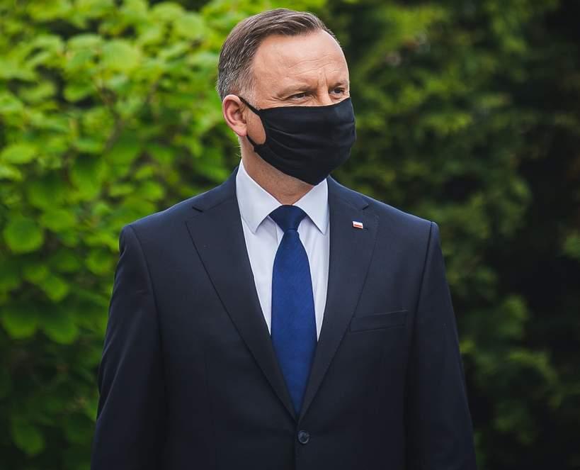 Andrzej-Duda-2020-maseczka