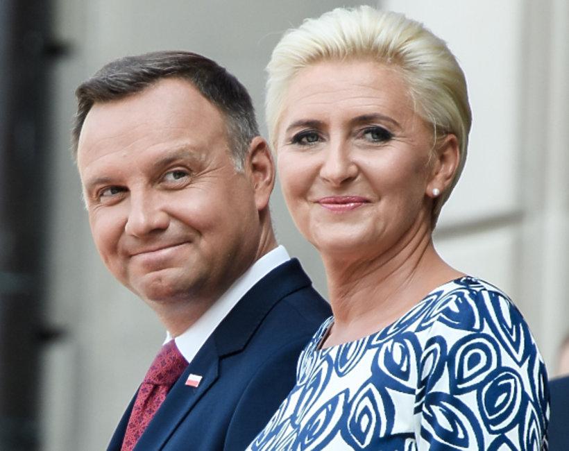 Andrzej Duda, Agata Duda, Andrzej i Agata Dudowie