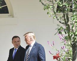 Andrzej Duda, Agata Duda w Białym Domu
