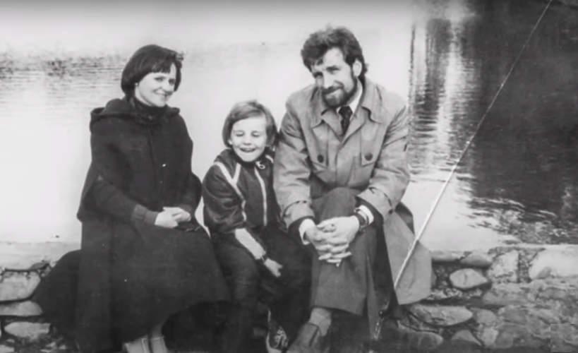 Andrzej Duda, Agata Duda, w młodości