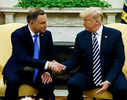 """Donald Trump poniżył Andrzeja Dudę?""""To niedopuszczalne"""", grzmią w mediach"""