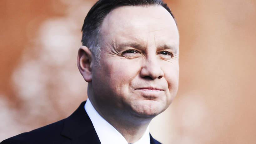 Andrzej Duda, jamnik