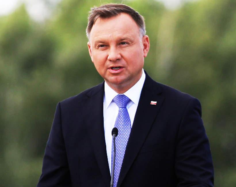 Andrzej Duda żegna Krzysztofa Krawczyka, jego wpis wywołał burzę