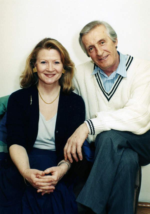 Andrzej Kopiczynski i Monika Dzienisiewicz