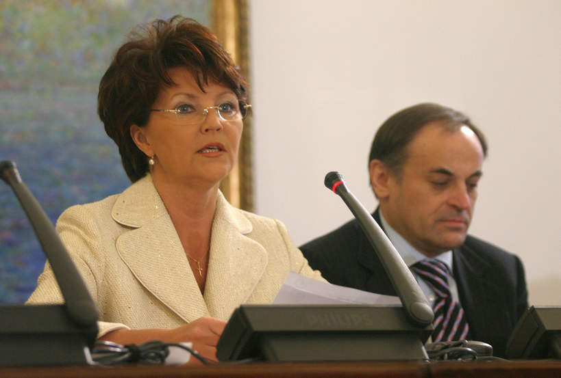Andrzej Kratiuk, Jolanta Kwaśniewska, 2005 rok