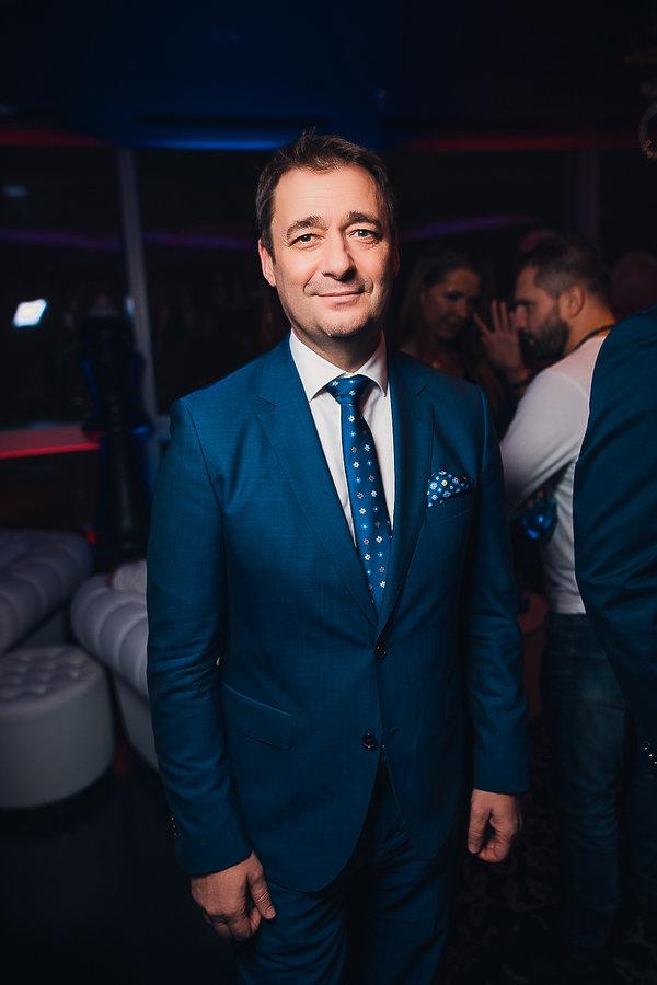Andrzejki w klubie The View, Jacek Rozenek